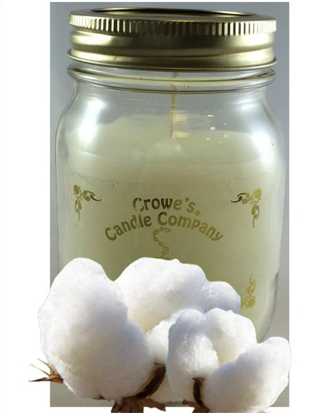 Clean Cotton Candle