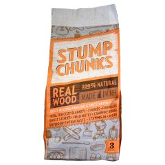 Stump Chunks Fire Starters