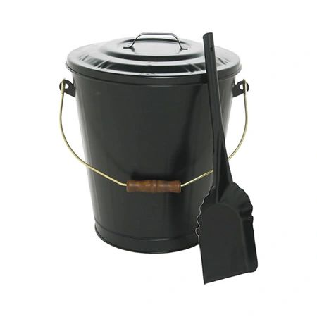 Black Ash Container and Shovel Set