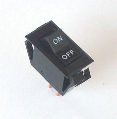 On/Off Rocker Switch Part# 060-511