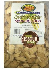 Golden Alder Wood Chips