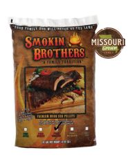 Smokin Brothers PURE Hickory Pellets 20 lbs