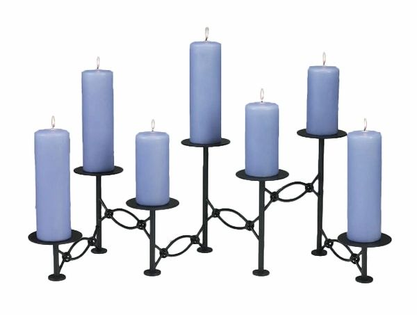 Accordian Candelabra (without candles)