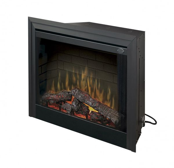 Dimplex Deluxe Built In Electric Fireplace