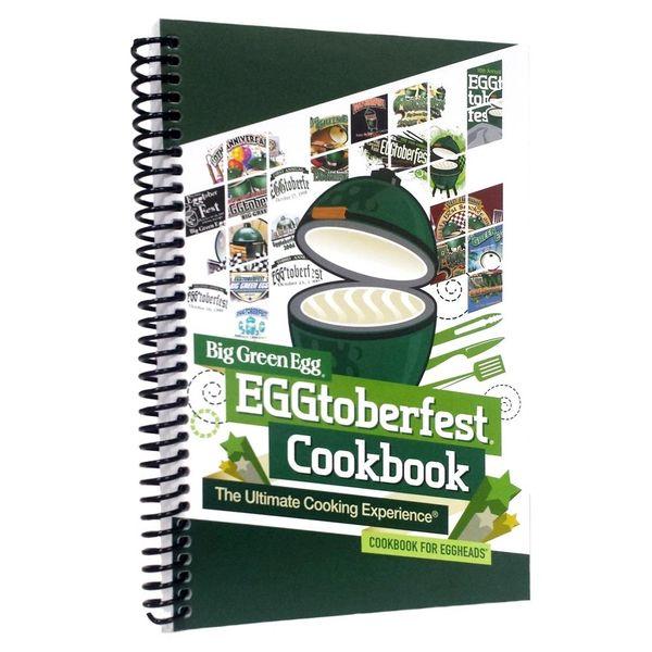 The Big Green Egg Egghead Cookbook