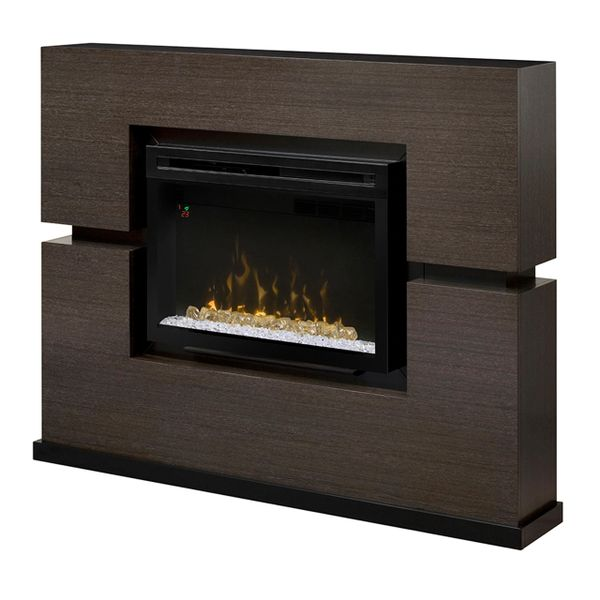 Dimplex Linwood Electric Fireplace Set