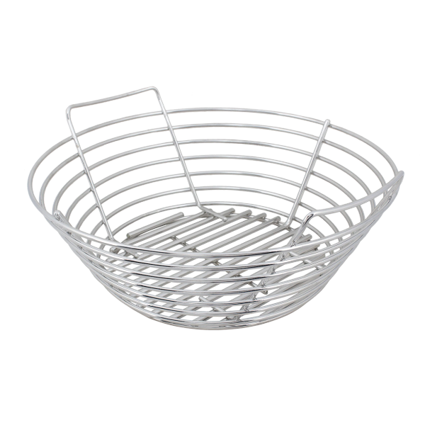 Kick Ash Stainless Steel Basket for The Big Green EGG
