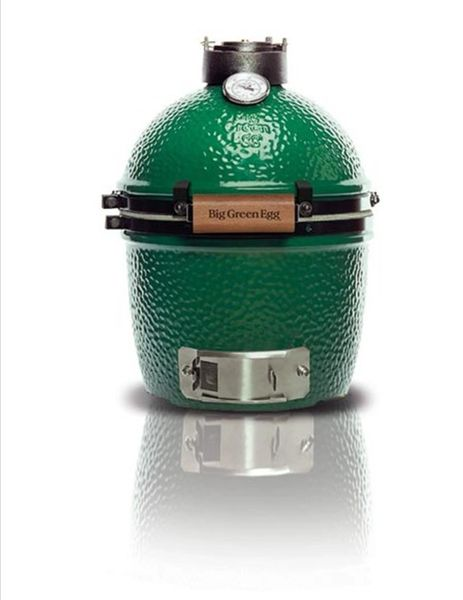 The Big Green Egg Mini Egg