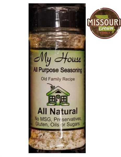 My House All Purpose Seasoning