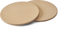 "Napoleon 10"" Personal Sized Pizza/Baking Stone Set"