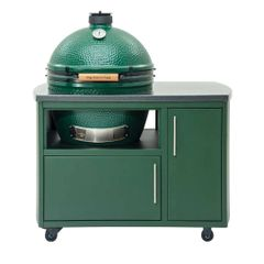 "The Big Green EGG 49"" Cooking Island"
