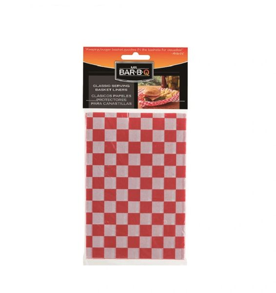 Mr. Bar-B-Q Paper Liners (24 pack)