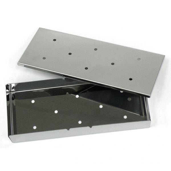 Mr. Bar-B-Q Stainless Steel Smoker Box