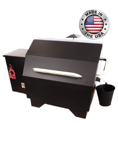 Smokin' Brothers Little Brother Tailgater Pellet Grill