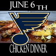 6/6/19 - Cooking Class - Chicken Dinner