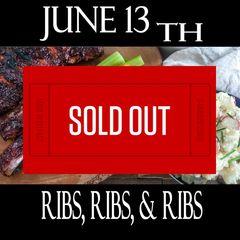 6/13/19 - Cooking Class - Ribs, Ribs, & Ribs