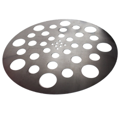 Gateway Drum Smoker Diffuser Plate (for 55 Gallon)