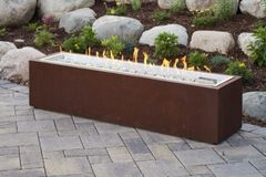 Outdoor GreatRoom Company Cortlin Gas Fire Pit