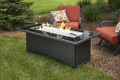Outdoor GreatRoom Company Montego Fire Pit Table