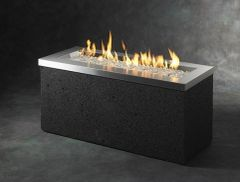 Outdoor GreatRoom Company Key Largo Fire Pit Table