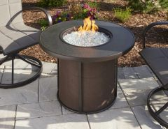 Outdoor GreatRoom Company Stonefire Fire Pit Table
