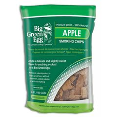 The Big Green EGG Apple Smoking Chips