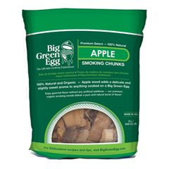 The Big Green EGG Apple Smoking Chunks