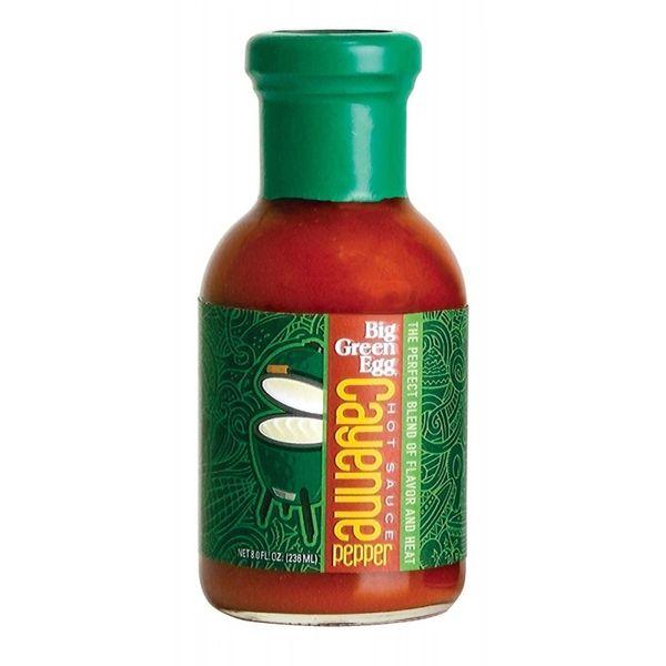 The Big Green EGG Cayenne Pepper Hot Sauce