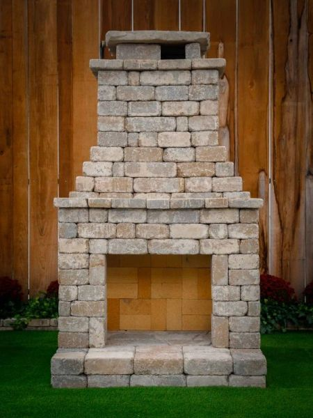 Fremont Outdoor Fireplace Kit *CALL FOR INFORMATION*
