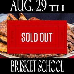 8/29/19 - Cooking Class - Brisket School