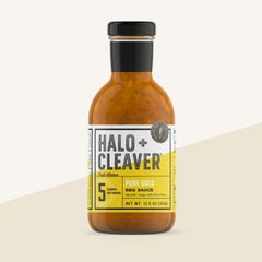 Halo+Cleaver Pure Gold BBQ Sauce