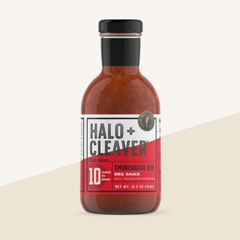 Halo+Cleaver Smokehouse Red BBQ Sauce