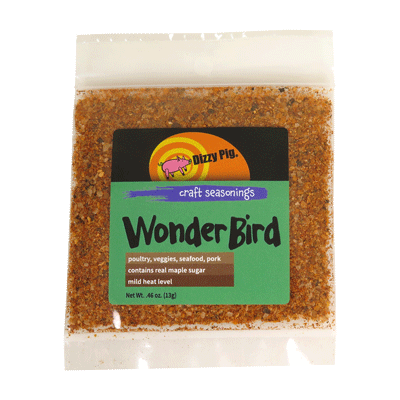 Dizzy Pig Wonder Bird SAMPLE