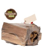Hickory Smoking Wood Log Bundle