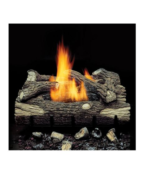 Monessen Mountain Oak Vent Free Gas Log Set***CALL FOR INFORMATION***