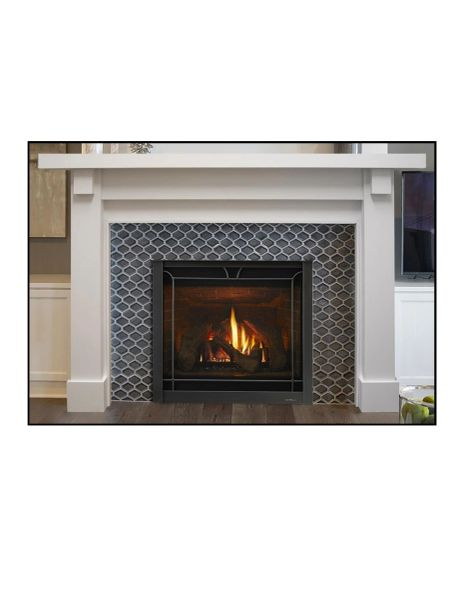 Heat N Glo 6000 Series Direct Vent Gas Fireplace***CALL FOR INFORMATION***