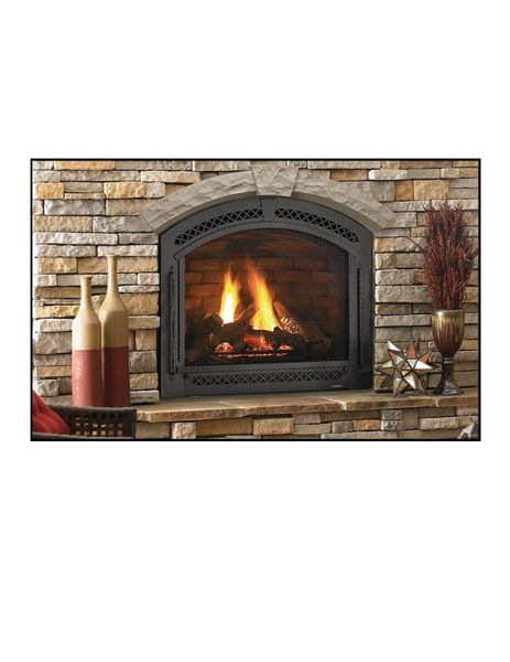 Heat N Glo Cerona Direct Vent Gas Fireplace***CALL FOR INFORMATION***