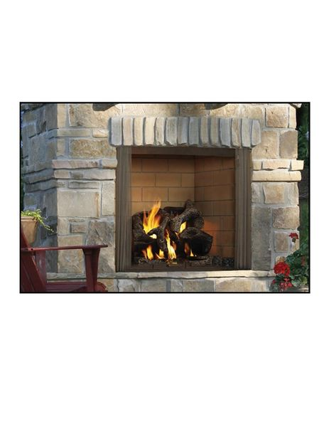Castlewood Outdoor Wood Burning Fireplace***CALL FOR INFORMATION***