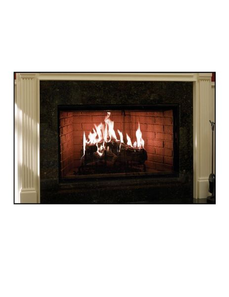 Heat N Glo Royal Hearth Wood Burning Fireplace***CALL FOR INFORMATION***