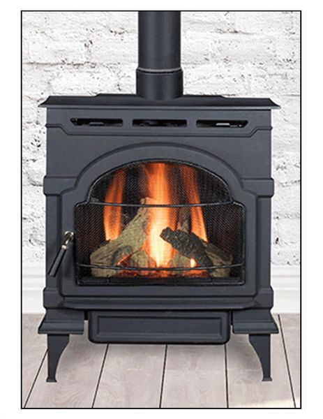 Heat N Glo Oxford Direct Vent Gas Stove***CALL FOR INFORMATION***