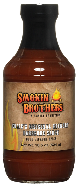 Smokin' Brothers Craig's Original BBQ Sauce