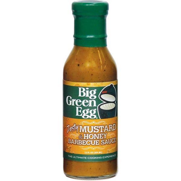 The Big Green Egg Zesty Mustard Honey Sauce