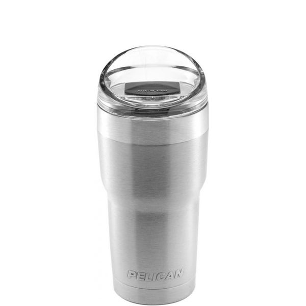Pelican 20oz Travel Tumbler - Silver & Stainless