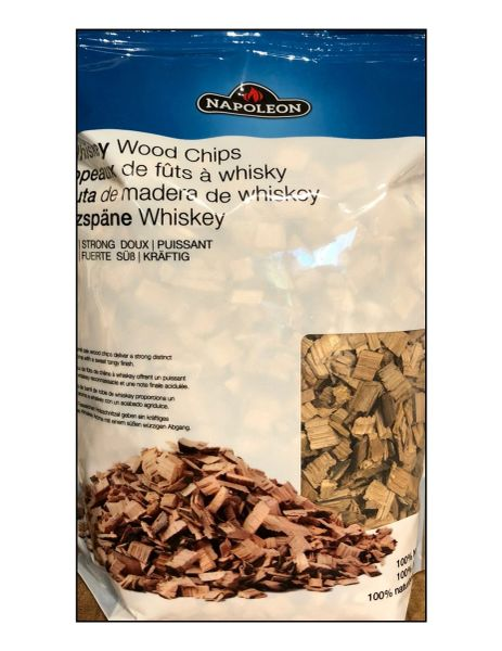 Napoleon Whiskey Barrel Chips
