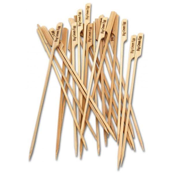 The Big Green EGG Bamboo Skewers