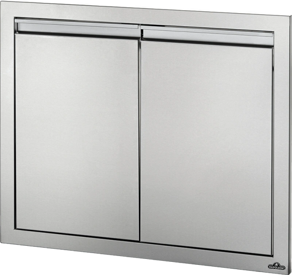 Napoleon Built In 30 x 24 Double Door Insert
