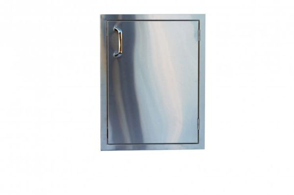 Outdoor GreatRoom Co. Single Stainless Steel Door