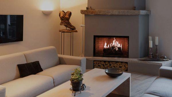 Heat & Glo Royal Hearth Wood Burning Fireplace