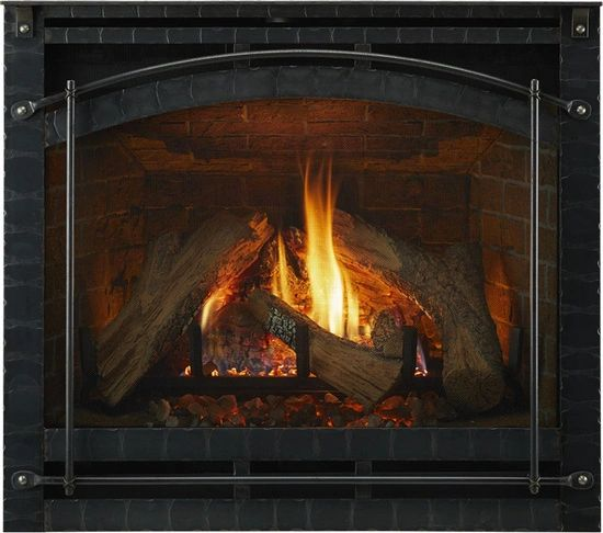 Heat & Glo 6000 Series Direct Vent Gas Fireplace