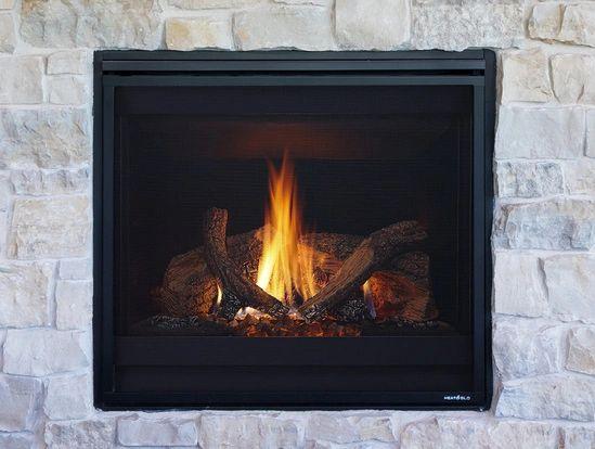 Heat & Glo Slimline SL-7 Direct Vent Gas Fireplace